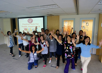 Happiness Wellness Workshops ESF Hong Kong