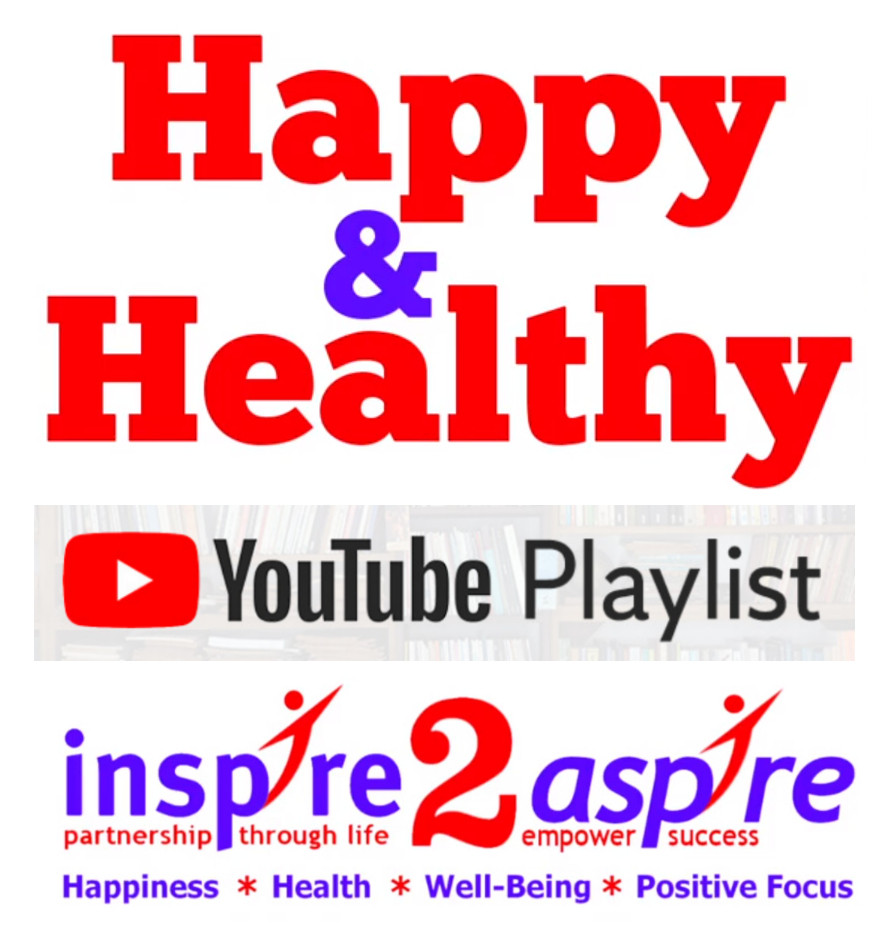 Happy Healthy 21-Day Challenge Youtube Playlist