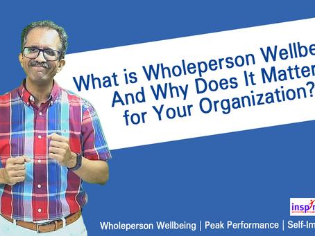 How do Hongkongers Define Wellbeing? And Why?