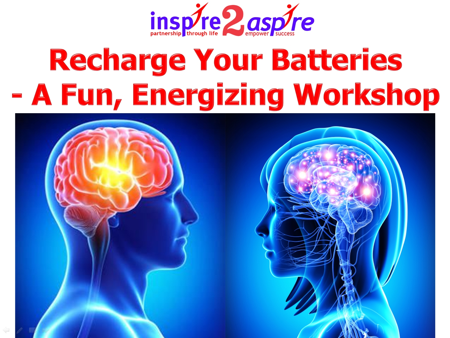 Recharge & Energize