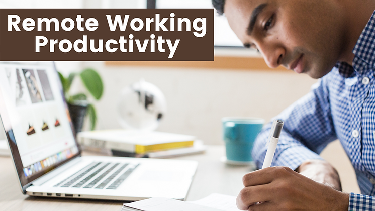 Remote Working Productivity