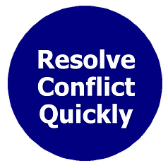 resolve conflicts quickly resolving disputes negotiater