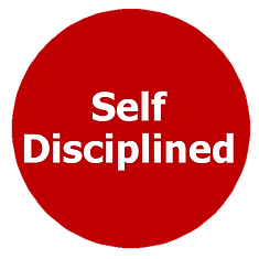 Self Disciplined Discipline At Work