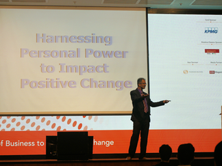 Harnessing Personal Power To Impact Positive Change