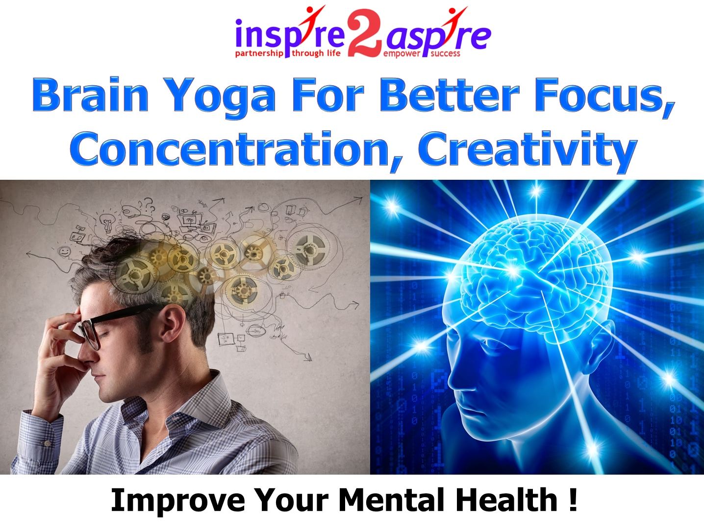 Brain Yoga For Mental Well-Being