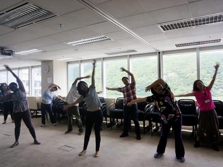 Happiness Wellness Workshops ESF Hong Kong
