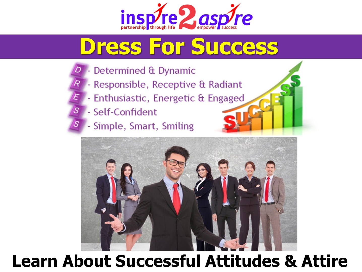 Dress For Success Workshop