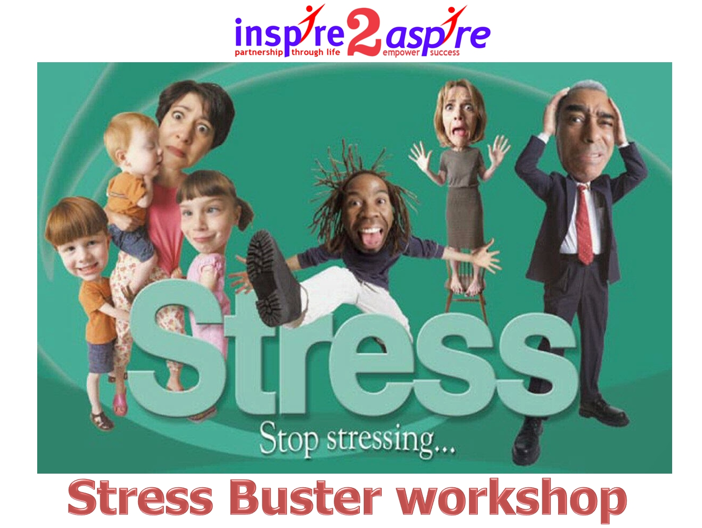 Stress Buster Workshop