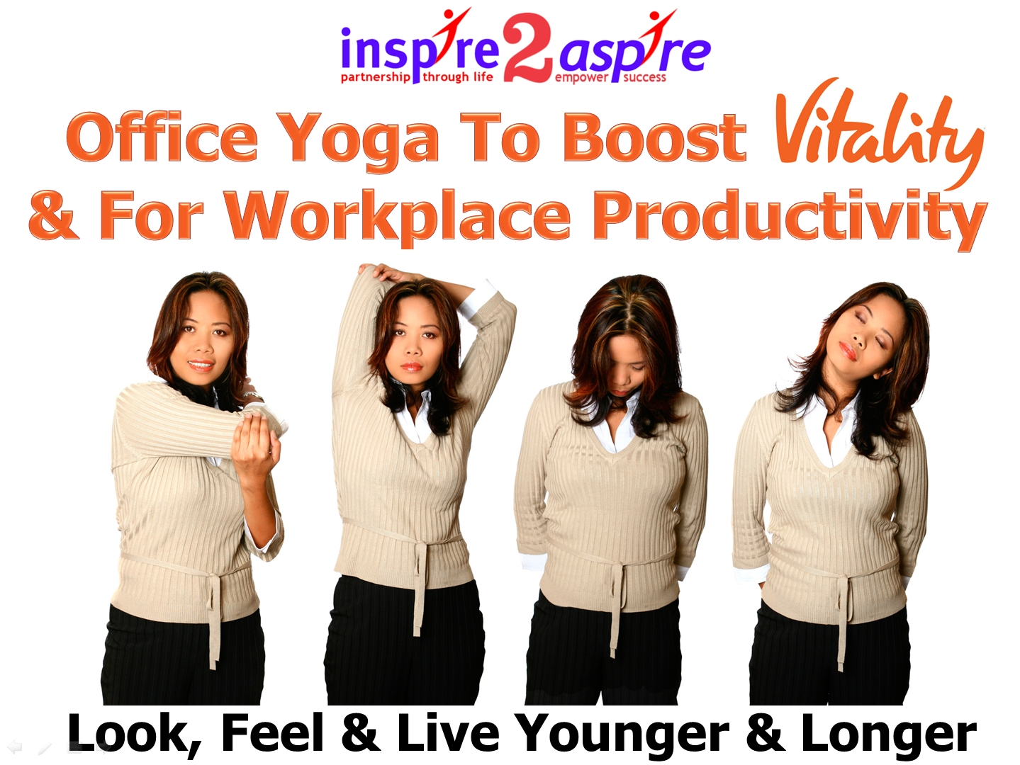 Office Yoga To Boost Vitality