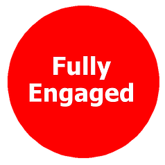 Fully Engaged productive managing tasks