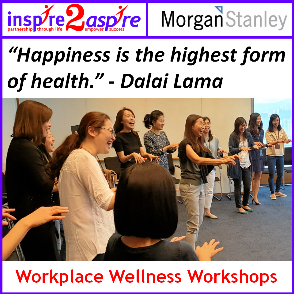 workplace wellness training workshops