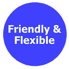 friendly flexible