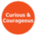 curious courageous
