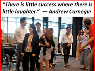 Creating Success - Laughter Lunch-n-Learn