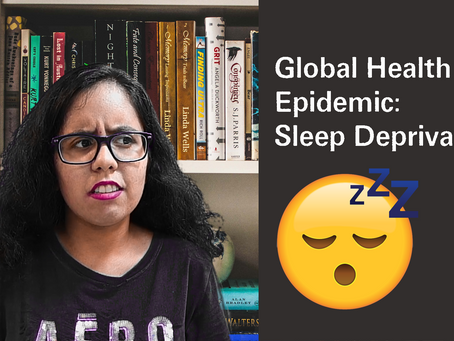 Global Health Epidemic: Sleep Deprivation