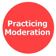 practicing moderation budget disciplined non excessive behavior
