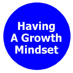 Growth Mindset Learning Attitude