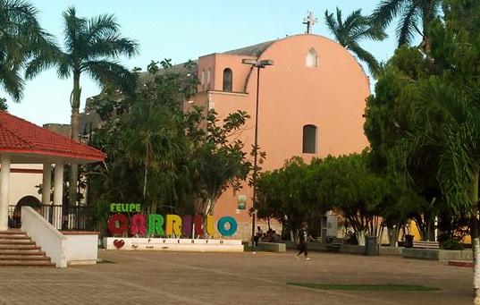 Casa de la Cultura de Felipe Carrill
