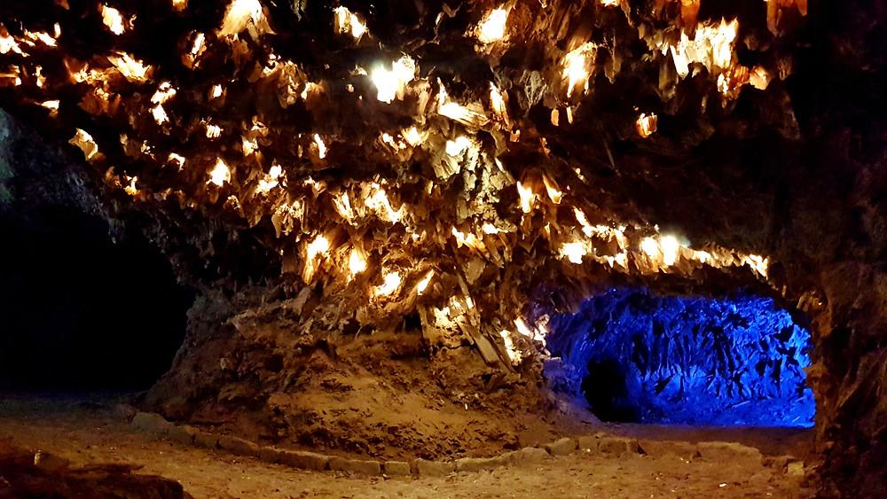 """Minas Romanas de Lapis Specularis """"Cueva del Sanabrio"""""""
