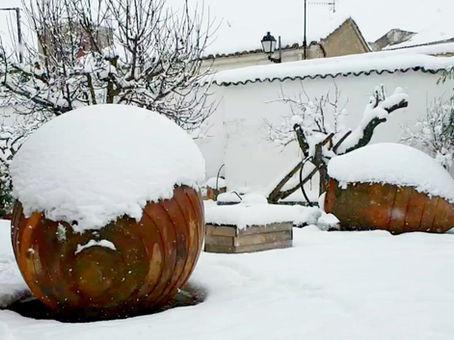 Año de nieves...