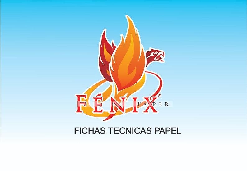 FICHAS TECNICAS PAPEL