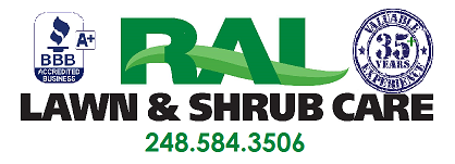 RAL LAWN & SHRUB CARE 248-990-8533