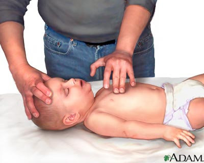 Infant Only CPR Session