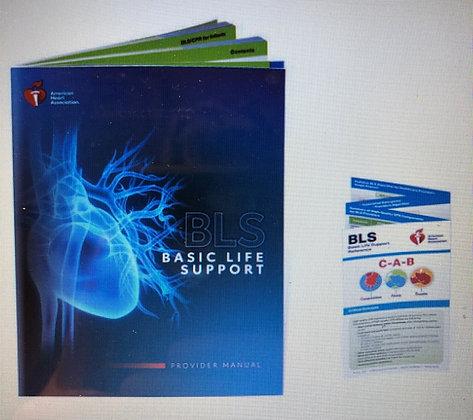 BLS Provider Print Book