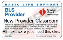 BLS Provider INITIAL Course