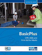 BasicPlus CPR/AED/First Aid: Group or Individual Options
