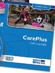 CarePlus CPR/AED Course