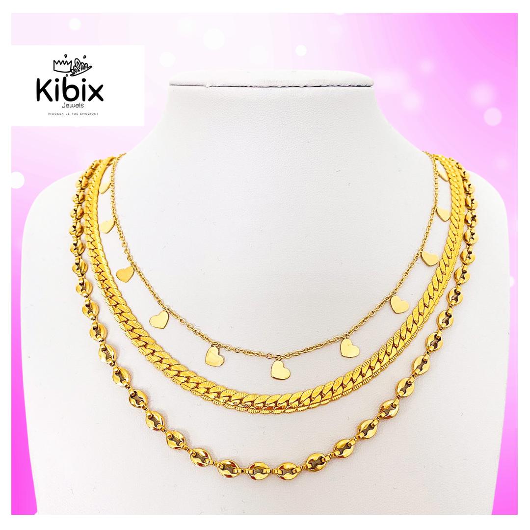 Mix Collane Gold ❤