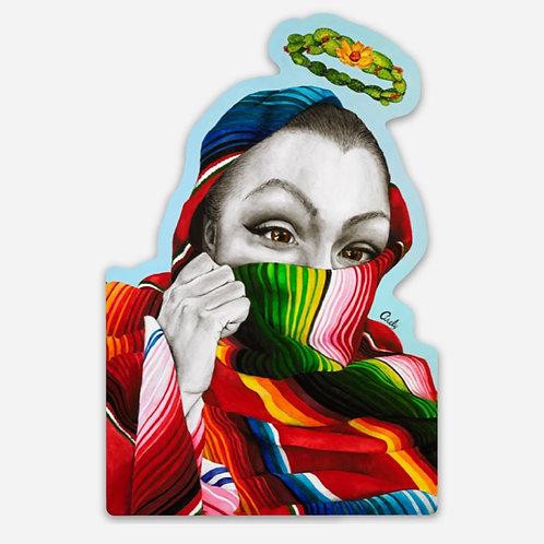 De Colores Sticker