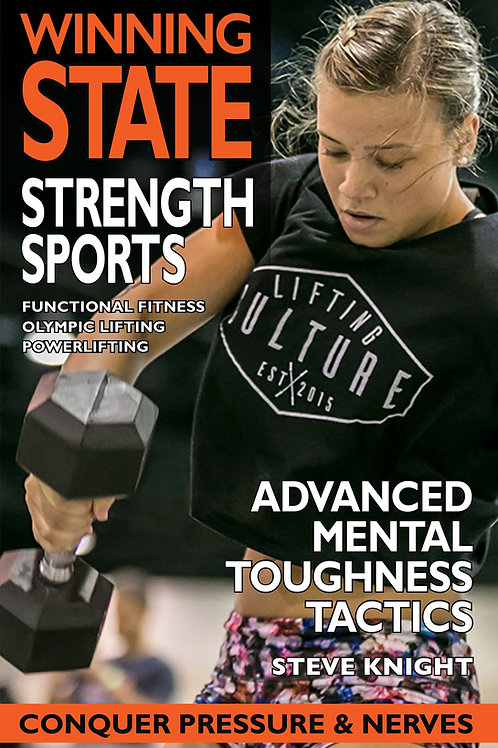 WINNING STATE STRENGTH SPORTS (PAPER BOOK)