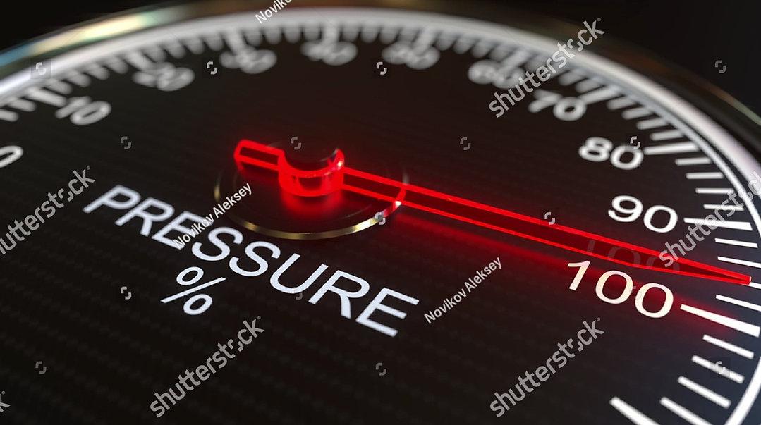 stock-photo-pressure-meter-or-indicator-