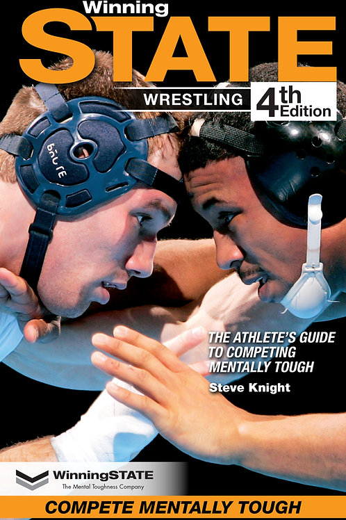 WINNING STATE WRESTLING (paper book)