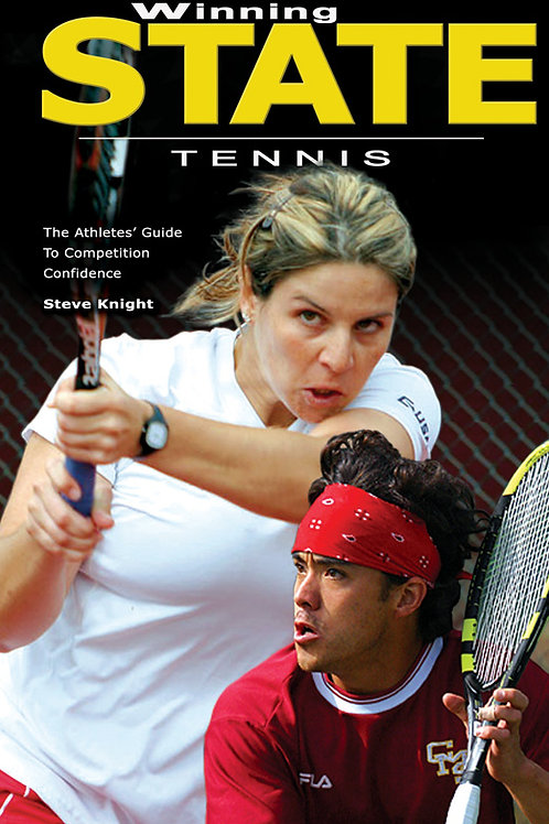 WINNING STATE TENNIS (paper book)