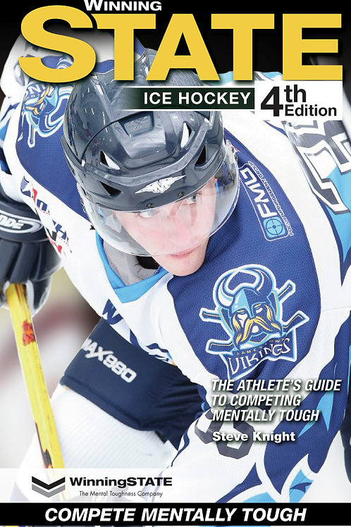 WINNING STATE ICE HOCKEY (paper book)