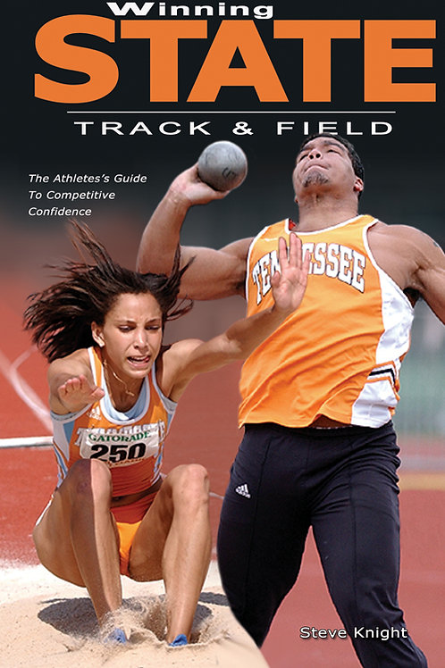WINNING STATE TRACK & FIELD (paper book)