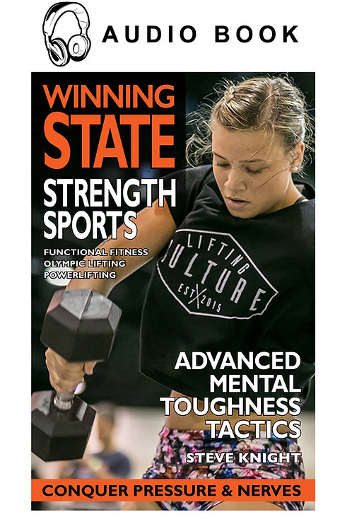 WINNING STATE STRENGTH SPORTS (audiobook)