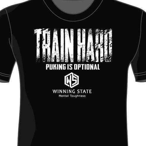 TRAIN HARD >>