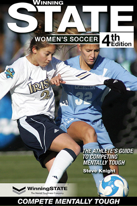 WINNING STATE WOMEN'S SOCCER (paper book)