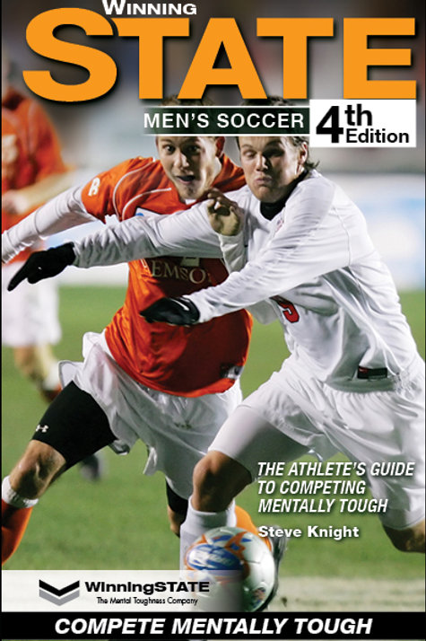 WINNING STATE MEN'S SOCCER (paper book)