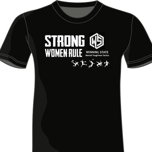 STRONG WOMEN RULE >>