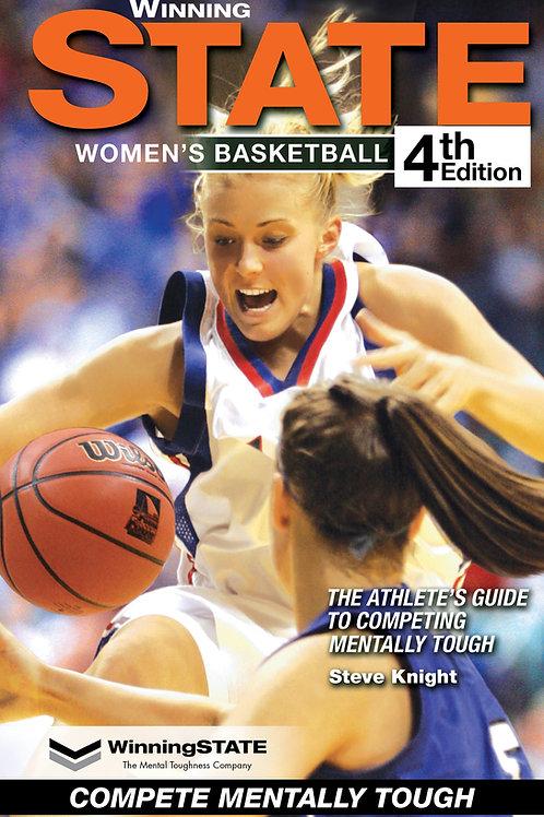 WINNING STATE WOMEN'S BASKETBALL (paper book)