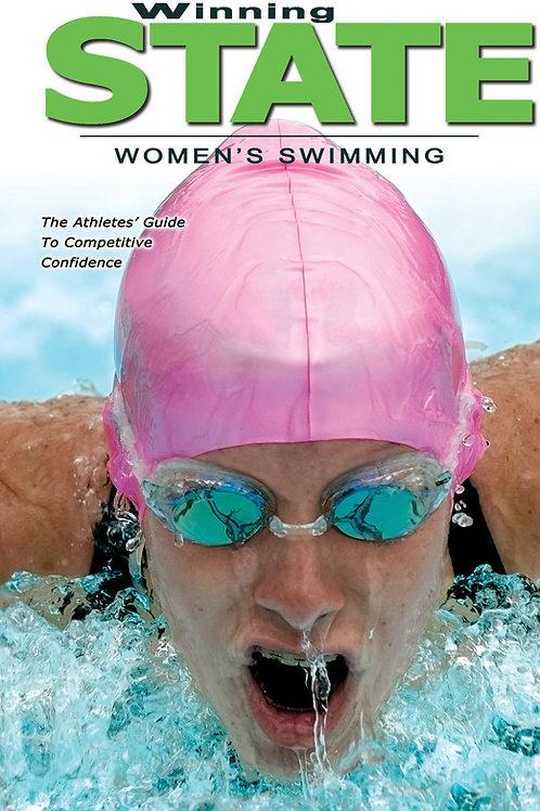 WINNING STATE WOMEN'S SWIMMING (PAPER BOOK)