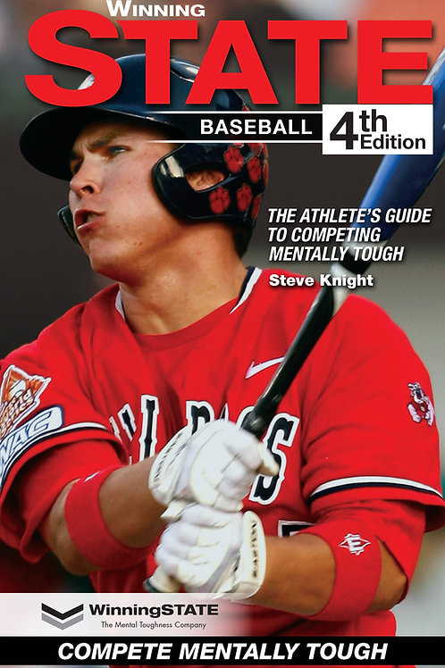 WINNING STATE BASEBALL (paper book)