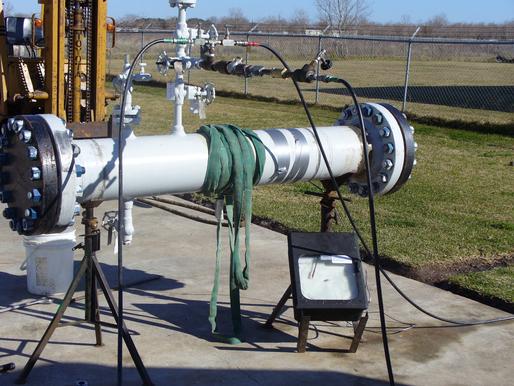 Thử áp lực thủy tĩnh trong hệ thống đường ống – Hydrostatic Test