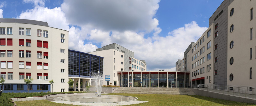 Exposition à l'Institut des Beaux-Arts (Université) de Kielce (Pologne)