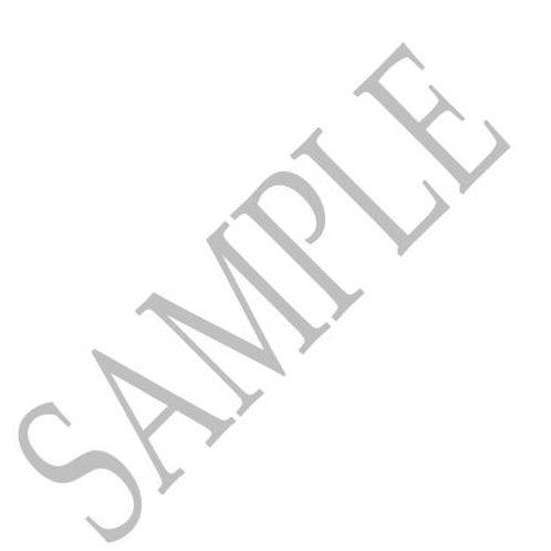 Sample Trivia File